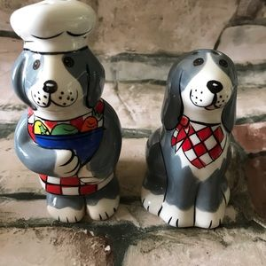 Other - Whimsical Dogs salt and pepper shakers